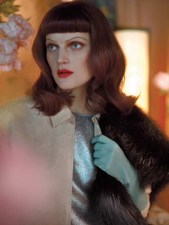 heartbreak hotel guinevere van seenus javier vallhonrat lucinda chambers vogue uk, april 2013 08